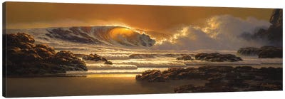Eternal Embers Canvas Art Print