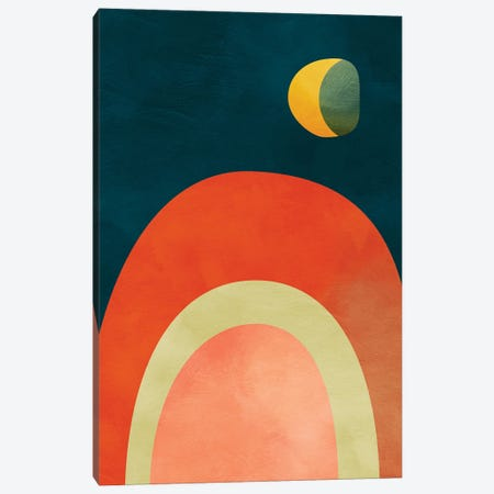 Mid Century Modern III Canvas Print #RTB105} by Ana Rut Bré Canvas Artwork