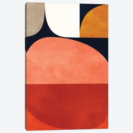 Mid Century Modern VI Canvas Print #RTB108} by Ana Rut Bré Art Print
