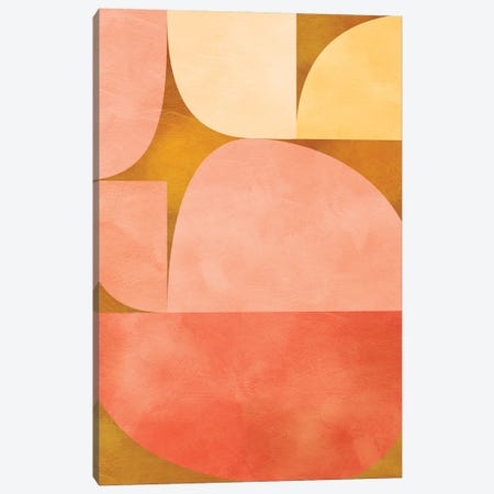 Mid Century Modern IX Canvas Print #RTB110} by Ana Rut Bré Canvas Art