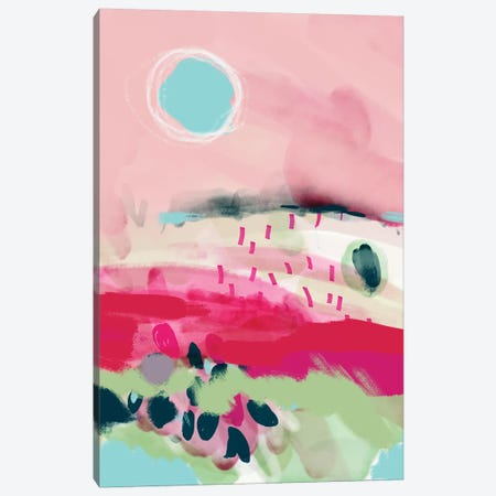 Dream Landscape 3-Piece Canvas #RTB14} by Ana Rut Bré Canvas Art Print