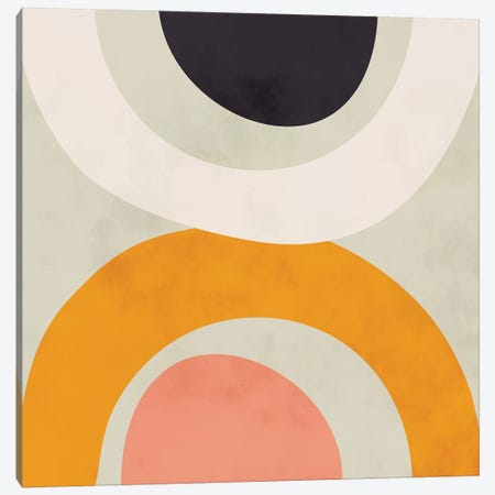 Geometric Art I Canvas Print #RTB21} by Ana Rut Bré Art Print