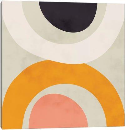 Geometric Art I Canvas Art Print