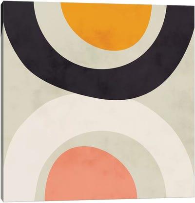 Geometric Art II Canvas Art Print