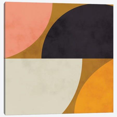 Geometric Art III Canvas Print #RTB23} by Ana Rut Bré Canvas Art Print