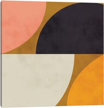 Geometric Art III Canvas Art Print