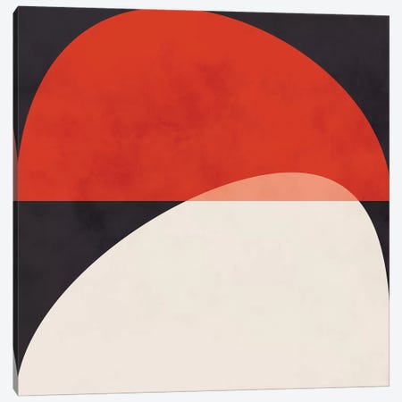 Geometric Shapes I Canvas Print #RTB27} by Ana Rut Bré Canvas Art