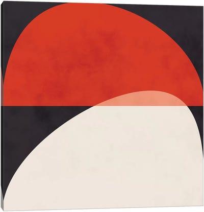 Geometric Shapes I Canvas Art Print