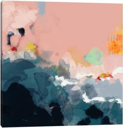 La Mer Canvas Art Print