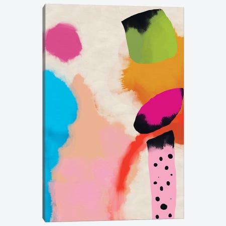 La Vie En Rose Canvas Print #RTB35} by Ana Rut Bré Art Print