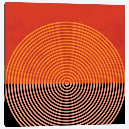 Lines & Shapes I Canvas Print #RTB40} by Ana Rut Bré Art Print