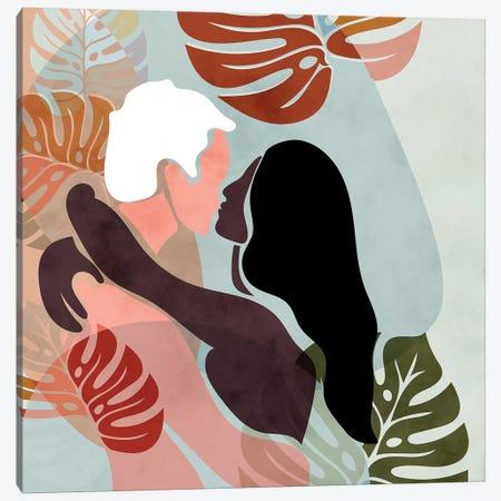 Love Hugs Canvas Print #RTB43} by Ana Rut Bré Art Print