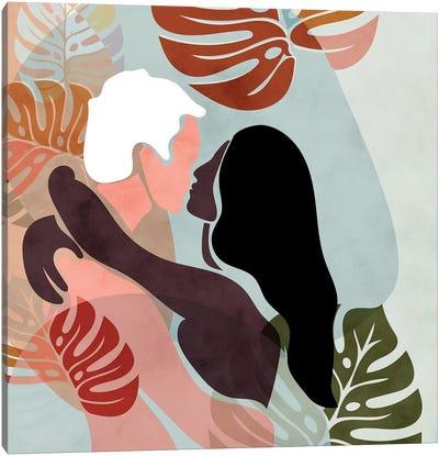 Love Hugs Canvas Art Print