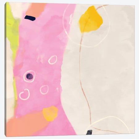 Minimal Abstract Canvas Print #RTB49} by Ana Rut Bré Canvas Print