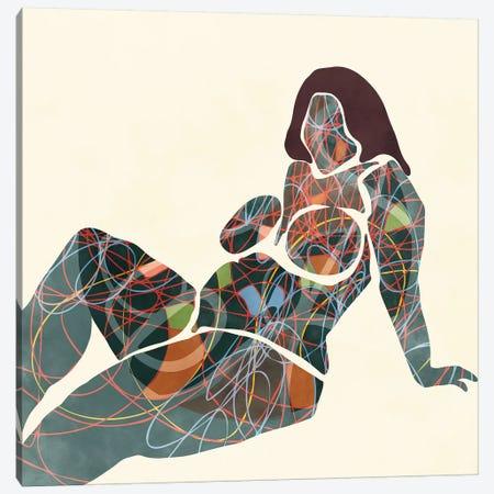 Nude III Canvas Print #RTB61} by Ana Rut Bré Art Print