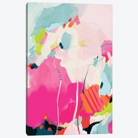 Pink Sky II 3-Piece Canvas #RTB66} by Ana Rut Bré Canvas Art