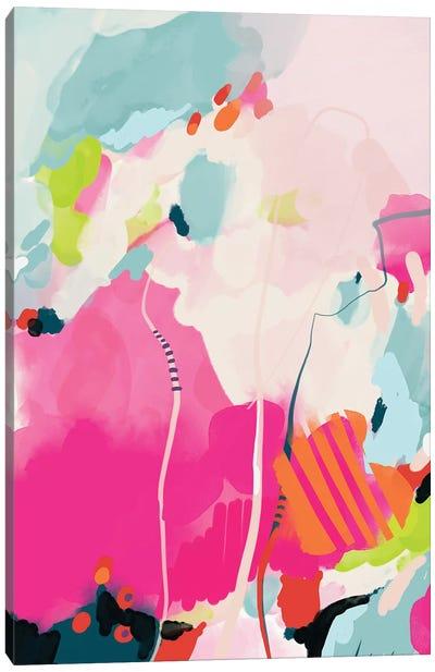 Pink Sky II Canvas Art Print