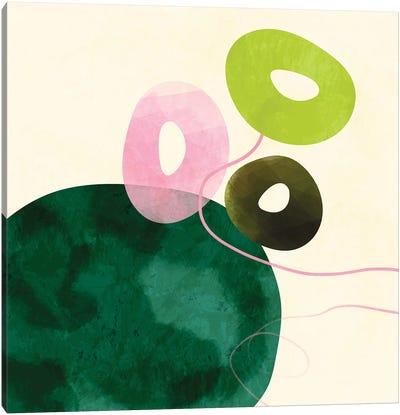 Abstract Minimal Art Canvas Art Print