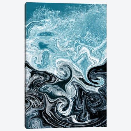 Splash Canvas Print #RTB78} by Ana Rut Bré Canvas Wall Art