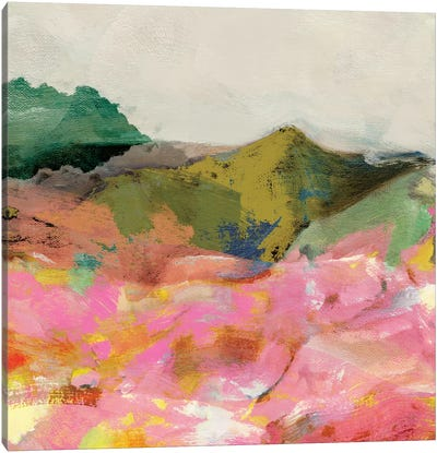 Summer Landscape II Canvas Art Print