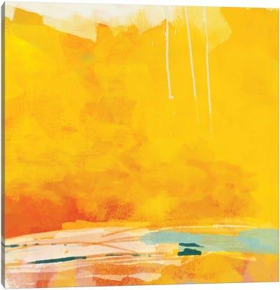 Sunny Landscape II Canvas Art Print