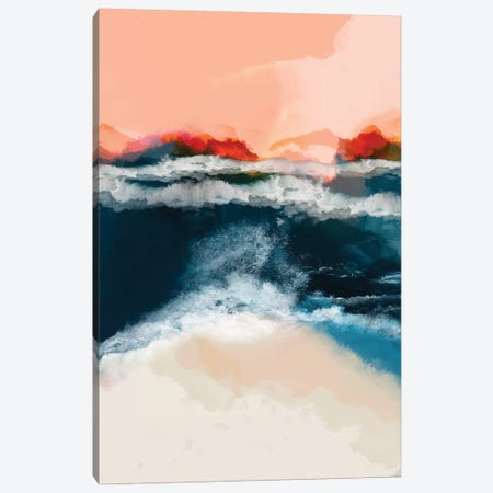 Waterworld I Canvas Print #RTB89} by Ana Rut Bré Canvas Print