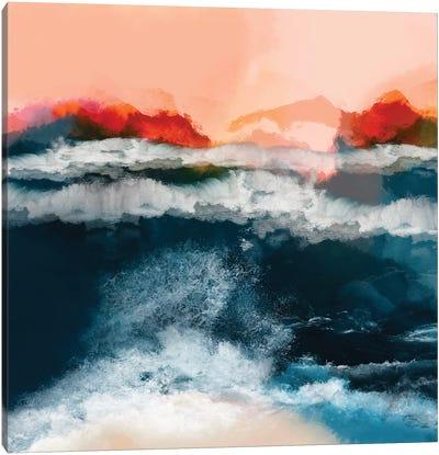 Waterworld II Canvas Art Print
