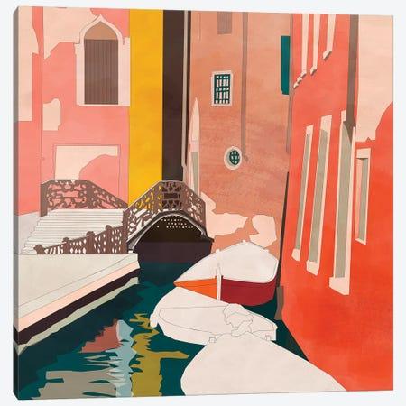 Venice  Canvas Print #RTB94} by Ana Rut Bré Art Print