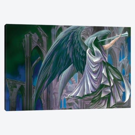 Armageddon 3-Piece Canvas #RTP10} by Ruth Thompson Canvas Art