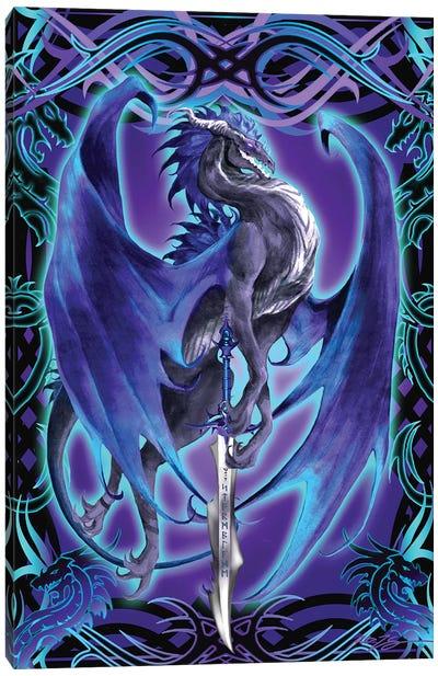 Stormblade Canvas Art Print