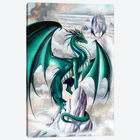 Tempest Canvas Print #RTP122} by Ruth Thompson Canvas Print