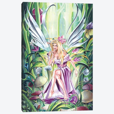 Titania Canvas Print #RTP140} by Ruth Thompson Canvas Print
