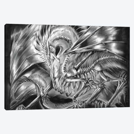 Dracolich Canvas Print #RTP163} by Ruth Thompson Canvas Print