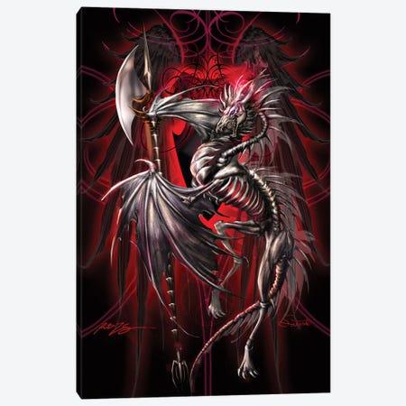 Dragonsword Lichblade Canvas Print #RTP167} by Ruth Thompson Canvas Art