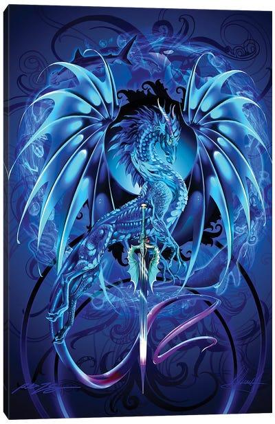 Dragonsword Seablade Canvas Art Print