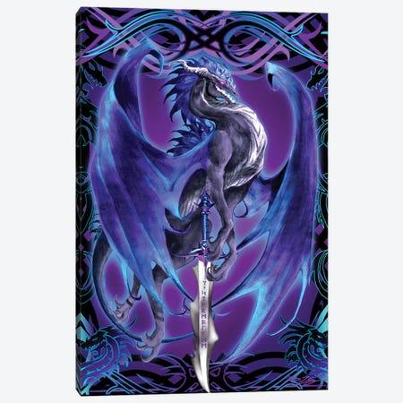 Dragonsword Stormblade Canvas Print #RTP170} by Ruth Thompson Canvas Art