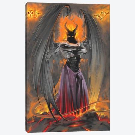 Lucifer Standing Canvas Print #RTP68} by Ruth Thompson Canvas Art Print