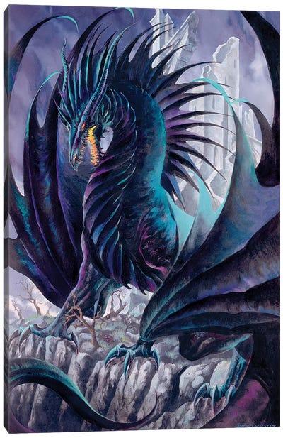 Maelstrom Canvas Art Print