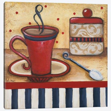 Granny's Kitchen I Canvas Print #RTR22} by Gina Ritter Art Print
