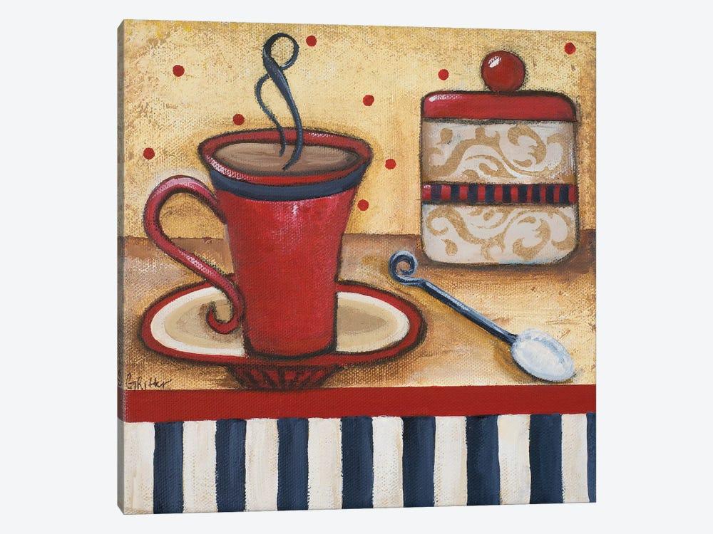 Granny's Kitchen I by Gina Ritter 1-piece Art Print