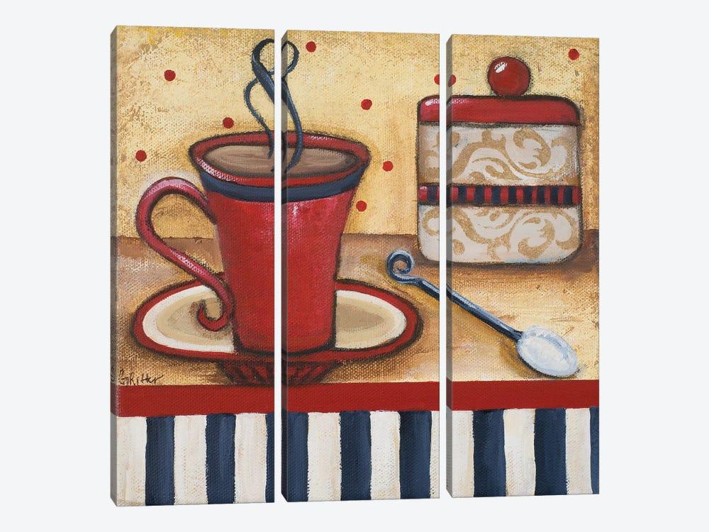 Granny's Kitchen I by Gina Ritter 3-piece Art Print