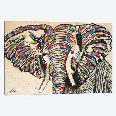 Serengeti Plains II Canvas Print #RTR28} by Gina Ritter Art Print
