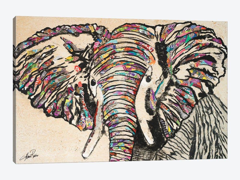 Serengeti Plains II by Gina Ritter 1-piece Canvas Art Print
