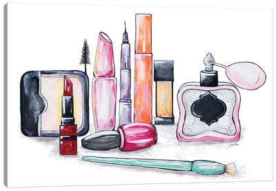 The Essentials Canvas Art Print