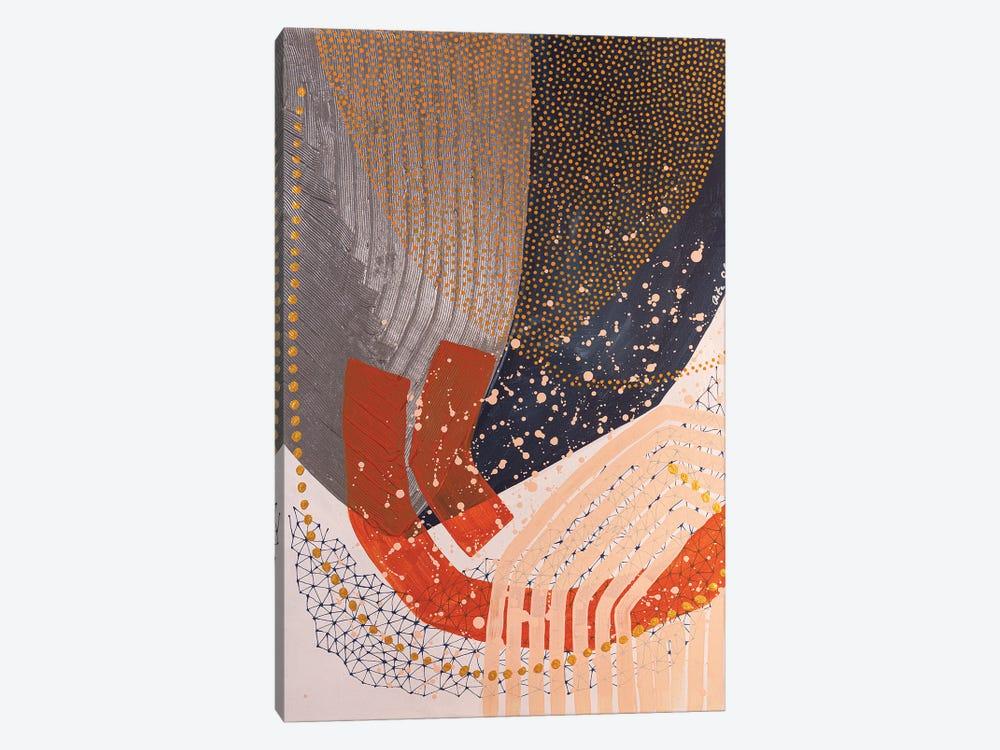 The Garden Of The Hesperides by Rita Somogyi 1-piece Canvas Art