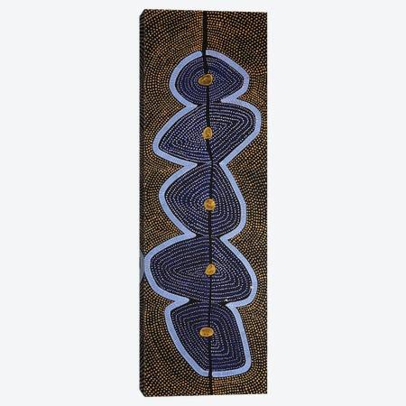 Quetzalcóatl Canvas Print #RTS3} by Rita Somogyi Canvas Art Print