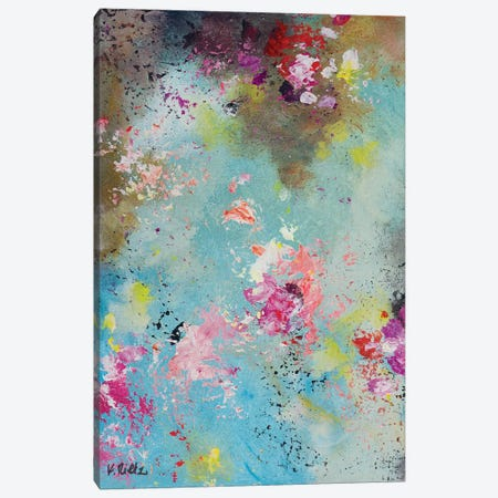 Gazing Into A Dream Canvas Print #RTZ18} by Kathleen Rietz Canvas Artwork