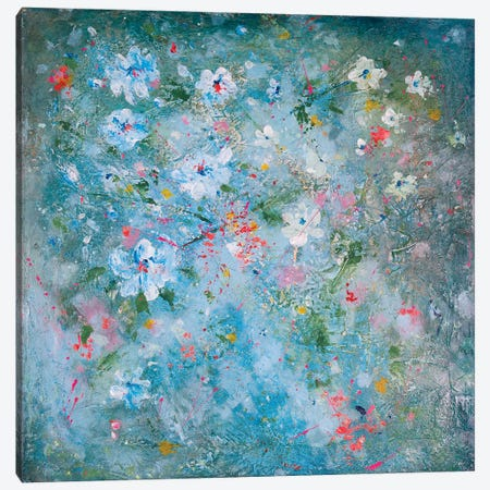 Summer Solstice Canvas Print #RTZ26} by Kathleen Rietz Canvas Artwork
