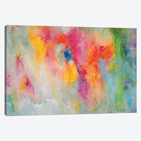 Hope Floats Canvas Print #RTZ31} by Kathleen Rietz Canvas Artwork