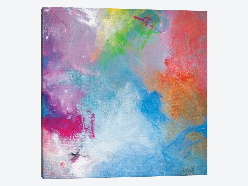 Oceans Apart by Kathleen Rietz 1-piece Canvas Artwork
